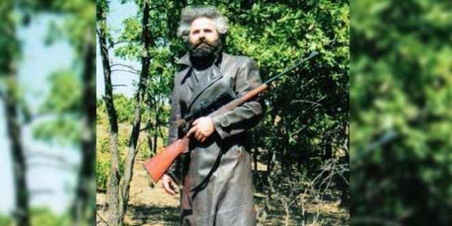 Adem Shaban Jashari (28.11.1955 - 7.3.1998)