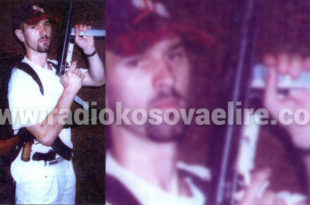 Adrian Rexhep Krasniqi (12.10.1972 - 16.10.1997)