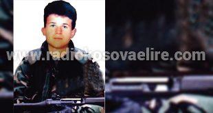 Afrim Sadri Gashi (26.12.1977 – 3.8.1998)