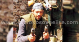 Afrim Xhafer Gashi (15.6.1969 - 19.5.1999)