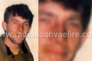 Afrim Xhavit Bajraktari (18.9.1971 - 5.9.1998)