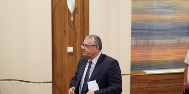 Ministri i Brendshëm, Agim Veliu raporton sot para Komisionit për Çështje të Sigurisë dhe Mbrojtjes për kasafortën