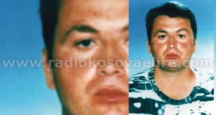 Agron Ismet Rama (10.8.1972 - 27.3.1999)