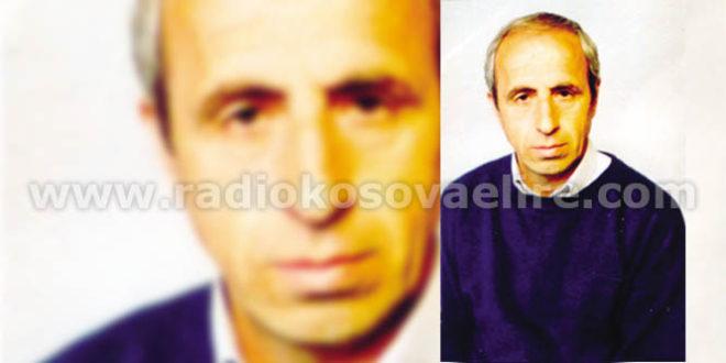 Ahmet Hysen Hoxha (12.6.1945 - 21.5.1999)