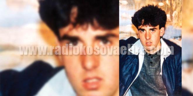 Ahmet Ismet Baçaj (25.10.1965 – 3.6.1998)