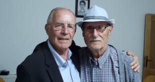 Ahmet Qeriqi dhe Xhemal Pllana