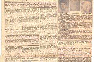 """Fejtoni i botuar në gazetën e përditshme """"Bujku"""" në 15-vjetorin e revoltave dhe demonstratave të vitit 1981 IV"""