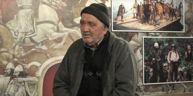 Ahmet Jashanica: UÇK-ja i rroki armët dhe doli në male, ku para 50 vjetëve kishte luftuar edhe babai im, Azem Jashanica e mijëra të tjerë...