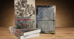 """Doli nga shtypi kronika historike letrare, """"Guri i Betimit"""", vepër e autorit, Ahmet Qeriqi"""
