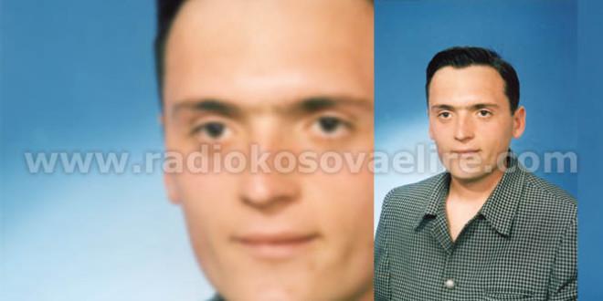 Alban Sheqir Ajeti (5.9.1978 - 15.4.1999)