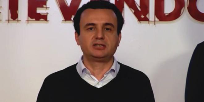 Albin Kurti: Hashim Thaçi nuk mund të sillet me mua sikur ka bërë me Ramush Haradinajn