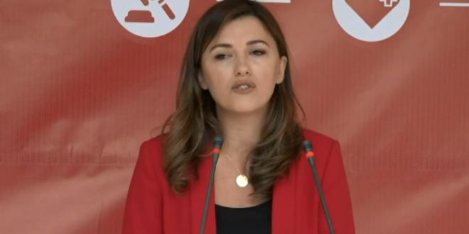Albulena Haxhiu e akuzon Qeverinë e drejtuar nga Hoti se po injoron kërkesat e Shërbimit Korrektues të Kosovës