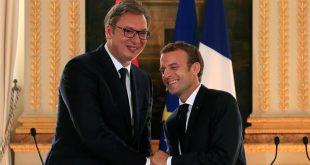 Vucic - Macron