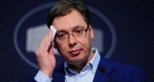 Qytetarët serb të veriut urdhërohen të marrin pjesë në pritjen e kryetarit të Serbisë, Aleksander Vuçiq