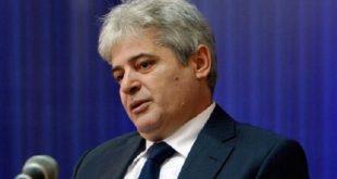 """Kryetari i Bashkimit Demokratik për Integrim, Ali Ahmeti, sot ka dëshmuar për rastin, """"Monstra"""""""