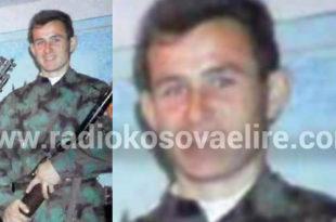 Ali Halil Krasniqi (6.3.1977-14.12.1998)