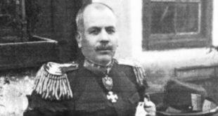 Ali Riza Kosova, (1883- 1941) atdhetar, ushtarak dhe shtetndërtues