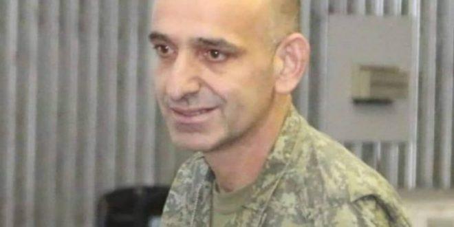 Një ditë para formimit të Ushtrisë të Kosovës, ndërron jetë veterani i UÇK-së dhe nënkoloneli i FSK-së, Ali Sinani