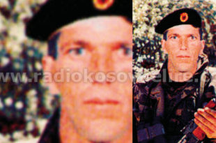 Ali Vesel Vitia (7.3.1960 - 20.4.1999)