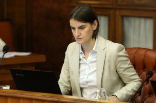Ana Bërnabiq: Njohja e Kosovës brenda kufijve të saj aktual është një linjë e kuqe që Serbia nuk do të kalojë