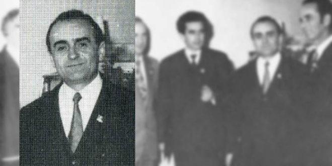 Androkli Kostallari, ( 1922-1992) gjuhëtar, leksikolog, akademik