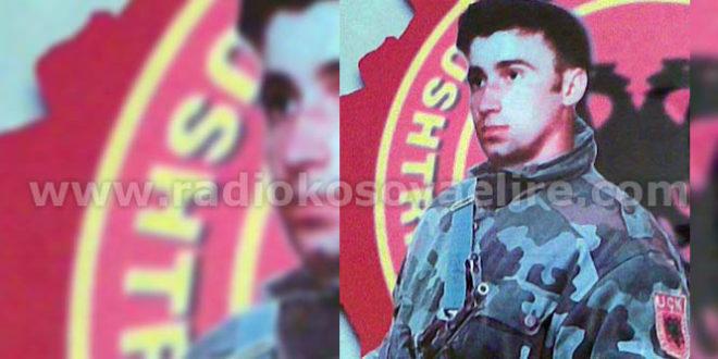 Sot me nderime do rivarroset dëshmori i kombit, Arben Haliti në Marinë të Skenderajt