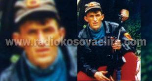 Arben Bajram Ahmetaj (18.1.1970 – 13.8.1998)
