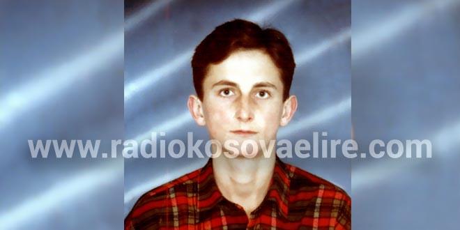 Arben Rexhep Hyseni (12.4.1980 – 14.12.1998)