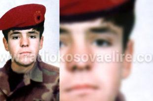 Arben Sadri Bytyçi (26.2.1979 – 4.9.1998)