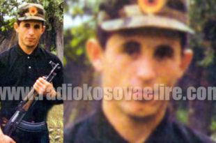 Arben Shaqë Qerimaj (11.8.1976 – 26.5.1998)