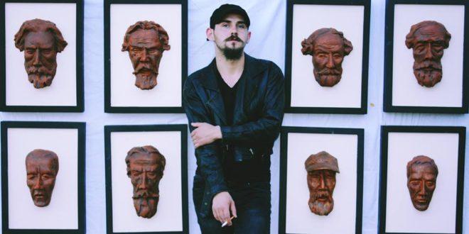 Ermira Babamusta Ardian Kadriu Mjeshtri i Skulpturës dhe Skenës