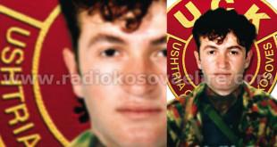 Arton Ahmet Mehmetaj (11.10.1979 - 3.4.1999)