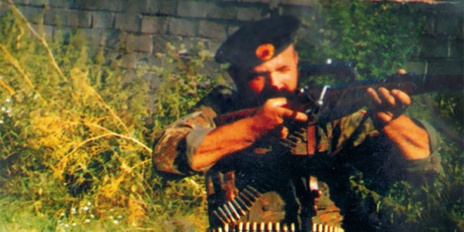 Asllan Zymer Fazliu (10.10.1963 – 23.3.1999)
