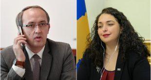 Avdullah Hoti: Nuk do ta pranojë propozimin e ushtrueses së detyrës së kryetares Vjosa Osmani për drejtorin e ri të AKI-së