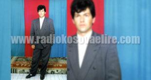 Avdullah Shukri Baftiu (20.3.1965 – 25.5.1999)