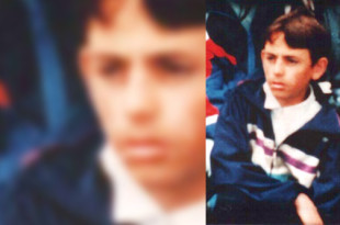 Avdullah Zejnë Jashari (27.5.1982 - 5.3.1998)
