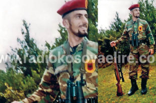 Avni Bislim Kutllovci (21.3.1977 – 14.12.1998)