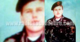 Avni Mursel Buçaj (15.8.1980 – 31.5.1999)