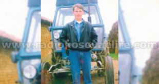 Azem Miftar Hajdaraj (9.7.1973 - 18.4.1999)