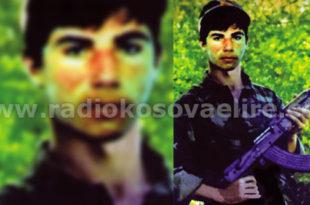 Azem Ukë Muslijaj (10.6.1972 – 9.5.1999)