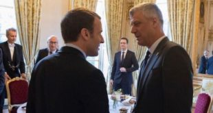 Thaçi: Franca më rol kyç në procesin e zgjidhjes përfundimtare të paqes dhe njohjes së ndërsjellë Kosovë-Serbi