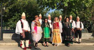 """Albert Z. Zholi: Shoqata """"Polifonia Shqiptare"""" me grupin """"Bashkimi"""" nderi i Festivalit të Polifonisë, në Pogon të Janinës"""