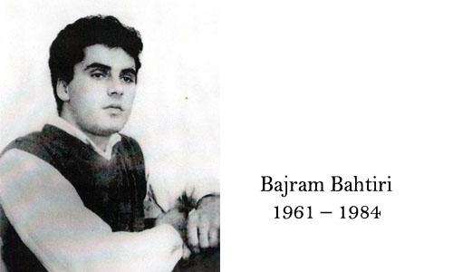 Bajram Bahtiri