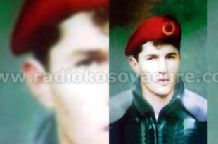 Bajram Mehmet Aliu (15.3.1971 – 30.4.1999)