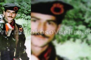 Bedrush Avdi Gashi (24.2.1964 - 12.5.1999)