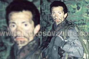 Bekim Berisha (5.6.1966 – 10.8.1998)