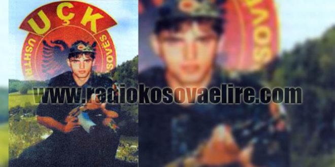 Bekim Shefqet Mazrekaj (29.9.1976 - 23.4.1998)