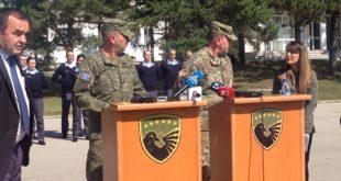 Gjenerallejtënant Ben Hodges: Ajo çfarë kam parë në FSK është shumë mbresëlënëse