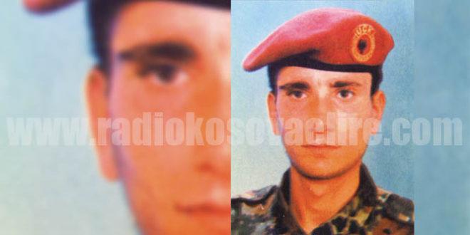 Beqir Sadik Beqa (8.11. 1980 – 22. 6. 2001)