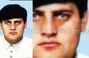 Besim Ragip Berisha (20.8.1976 – 19.4.1999)